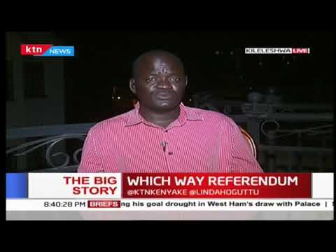 ANALYSIS: DP William Ruto's proposals on Referendum | THE BIG STORY