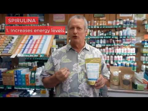 Spirulina: Nature's Superfood