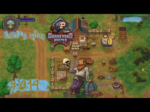 Graveyard Keeper, Stranger Sins, Game of Crone let's play deutsch Folge  19  