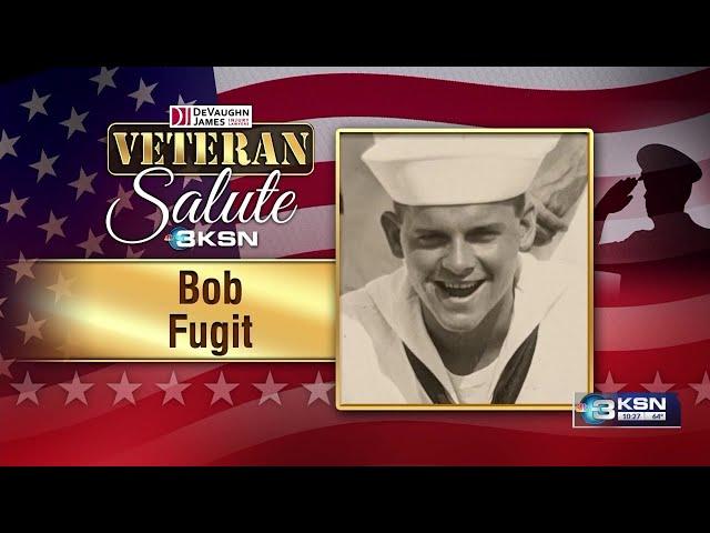 Veteran Salute: Bob Fugit