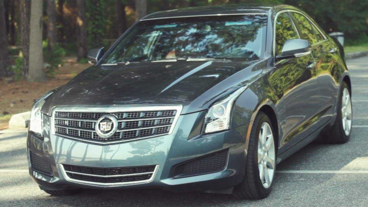 2013 Cadillac ATS - First Drive - CAR and DRIVER - YouTube