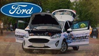 Форд Фиеста 2018. Народный тест. Ford Fiesta .