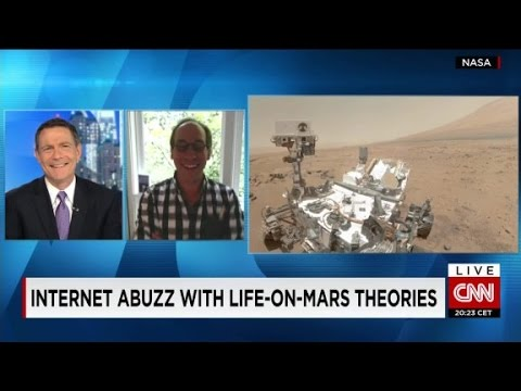 Searching for signs of intelligent life on Mars