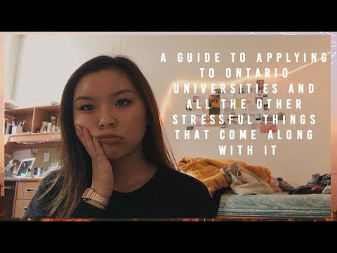 🌟 Canadian University Application Tips + Advice🌟