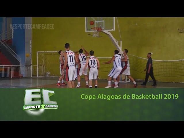 Copa Alagoas de Basketball 2019