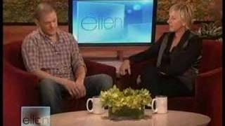 Wentworth Miller on Ellen