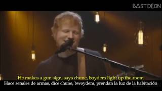 Ed Sheeran New Man (Sub Español + Lyrics)