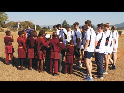 Rugby Tour 2015   South Africa & Swaziland