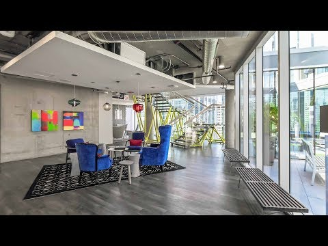 Tour Linea's top-floor amenities with an architect and co-developer