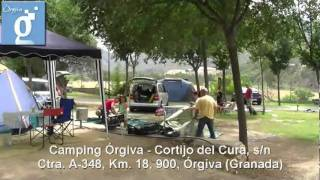 Camping Orgiva 03. Orgiva, Alpujarra, Granada, Andalucia, España, Guadalinfo