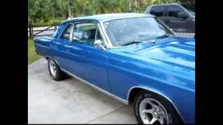 1966  428 Ford Fairlane (1) walk around