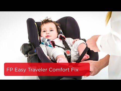 Hauck Comfort Fix Denim Grey