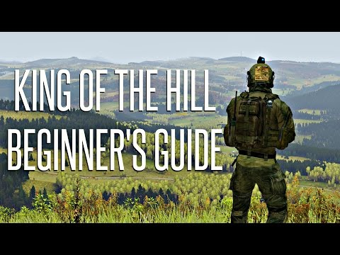Top Tips and Tricks for ArmA 3 King of The Hill - Beginner