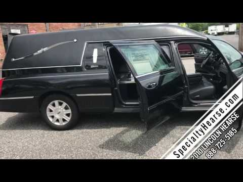 2010 LINCOLN SUPERIOR DIPLOMAT FUNERAL HEARSE