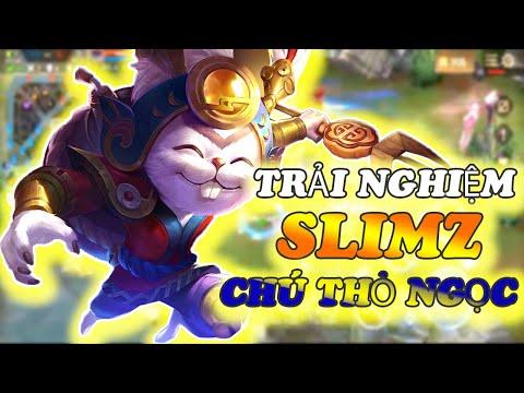 LIÊN QUÂN | Trải Nghiệm Trang Phục Slimz Chú Thỏ Ngọc Cùng BestCooL Gaming