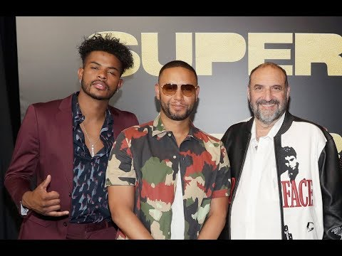 "Joel Silver, Director X and Trevor Jackson on ""SuperFly"""