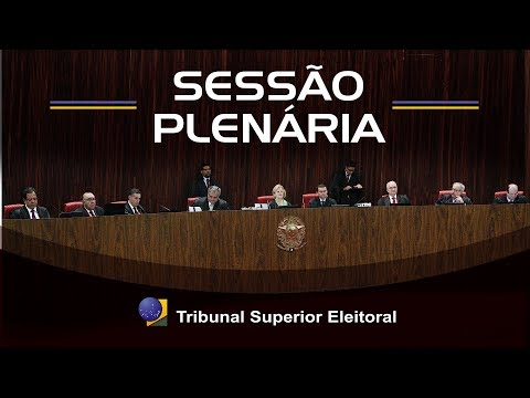 Sessão Plenária do dia 06 de Dezembro de 2018