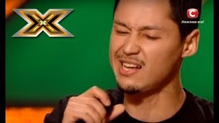 Alex Clare - Too Close (cover version) - The X Factor - TOP 100