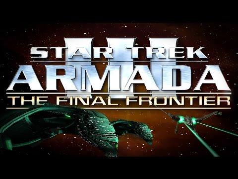 Star Trek Armada 3: The Final Frontier - OMG THE BERG!! (Sins of a Solar Empire Total Conversion)