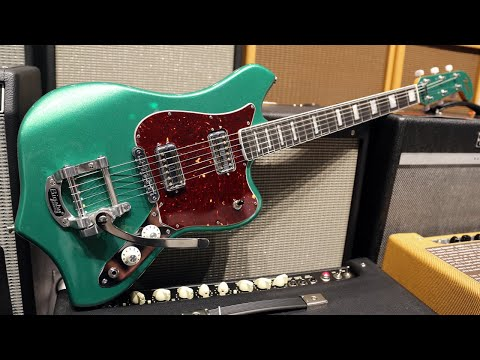 Fender Parallel Universe Collection | NAMM 2020