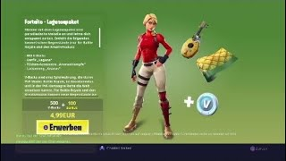 """New """"Laguna"""" starter package now available in Fortnite !!! /Patch 8.10/Fortnite Battle Royale"""