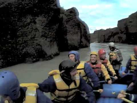 ArticRafting - River Rafting in Hvítá Glacier River (White River) in Iceland