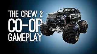 Crew 2 Co-Op Gameplay: Let's Play The Crew 2 - LUKE & MIKE VS THE LOOP