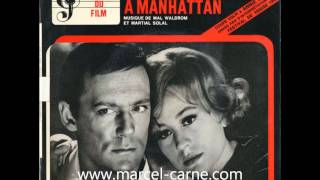 """Martial Solal """"Rupture"""" Trois Chambres à Manhattan (Marcel Carné )"""