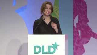 40 Rules of Love - A Storyteller's View (Elif Shafak & Maria Furtwängler-Burda) | DLDwomen 13