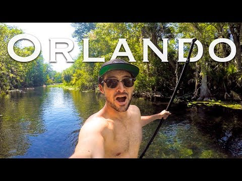 5 Hidden LOCAL SECRETS in ORLANDO After the Theme Parks