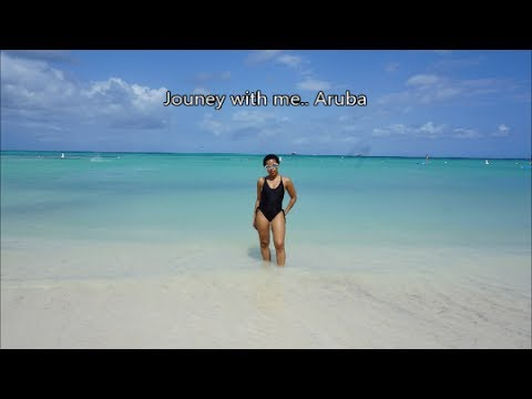 Journey with me to... Aruba