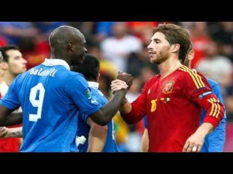 España vs Italia [HD] FINAL All goals Highlights 2012 Spain vs Italy Euro 2012 Eurocopa UEFA