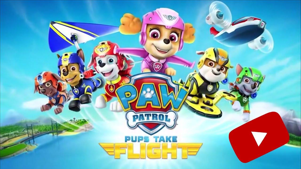 JUEGO PAW PATROL Air Patroller! LA PATRULLA CANINA DESPEGA - ROCKY ...