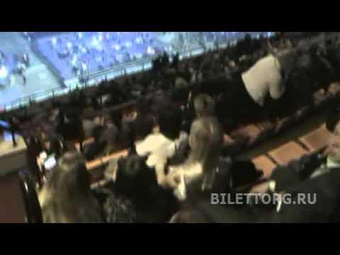 Олимпийский схема зала B12 и