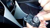 Замена батарейки в ключе автомобиля - YouTube
