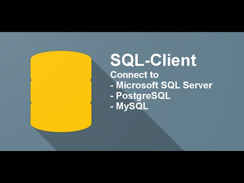 SQL Client  For Pc - Download For Windows 7,10 and Mac