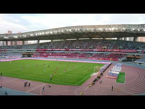 2017 last game in Shanghai stadium