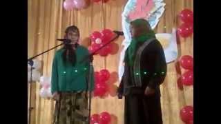 Болдино.Новые русские бабки - Про любовь. 6 марта 2013