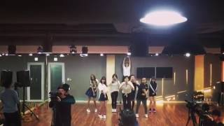 Unnies - Right Dance Practice (Original Choreography)