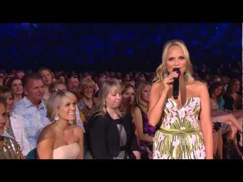 Kristin Chenoweth ACA clips part 2