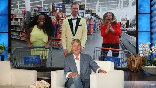Ellen Sends Fans on a Scavenger Hunt in