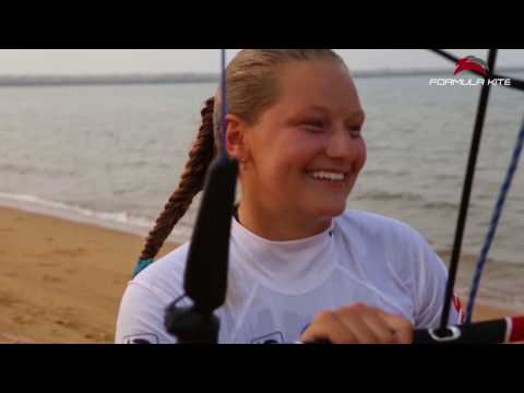 2016 IKA Formula Kite World Championship Weifang - 10 minute edit