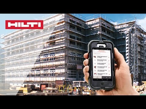 CUSTOMER TESTIMONIAL Tool hire digitalization & power tool repair with Hilti Connect