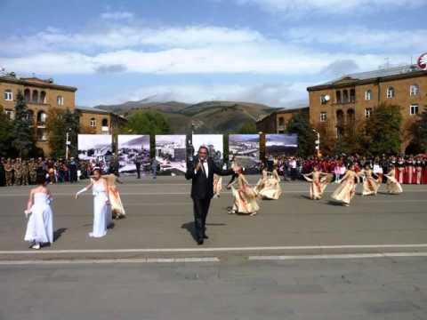 Armen Nersisyan - Im qaxaq im Vanadzor/ Իմ քաղաք իմ Վանաձոր