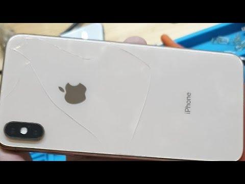 Hướng Dẫn Thay Lưng Iphone X Không Tháo Máy – Công nghệ thay kính lưng iPhone X mới nhất 2019.
