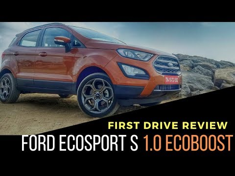 Ford EcoSport S 1.0 EcoBoost Petrol Review