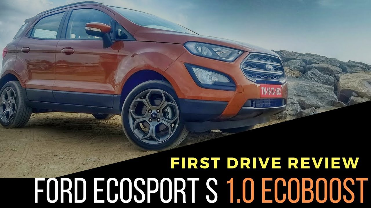 Ford EcoSport S EcoBoost Review: Compact SUV for the enthusiast?