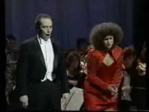 "Jose Carreras and Agnes Baltsa - ""Tu qui, Santuzza?"""