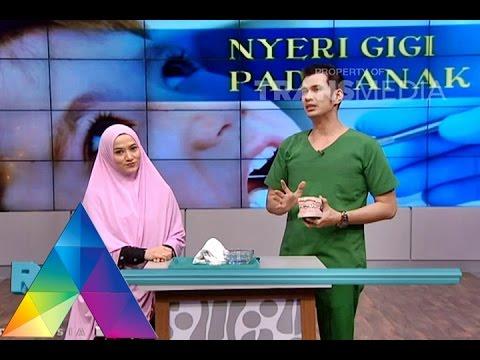 DR OZ INDONESIA 12 NOV 2015 - Nyeri Gigi Pada Anak