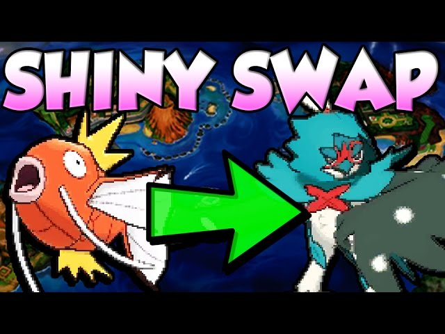 How To Catch Shiny Competitive Pokémon Polygon